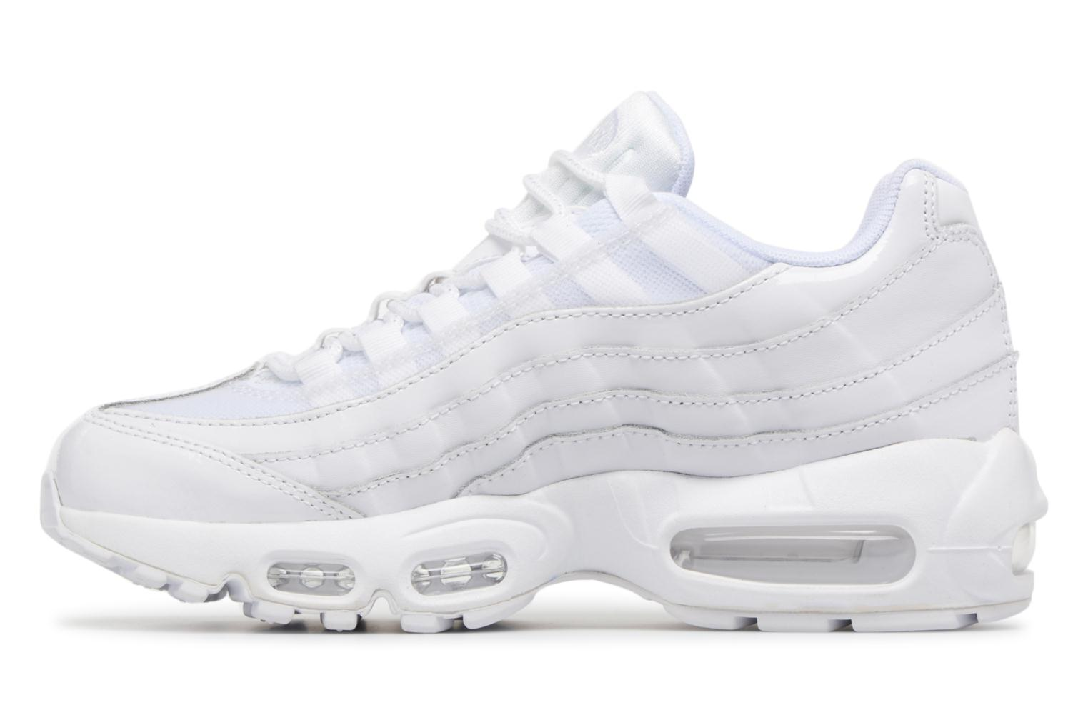 Sneakers Nike Wmns Air Max 95 Hvid se forfra