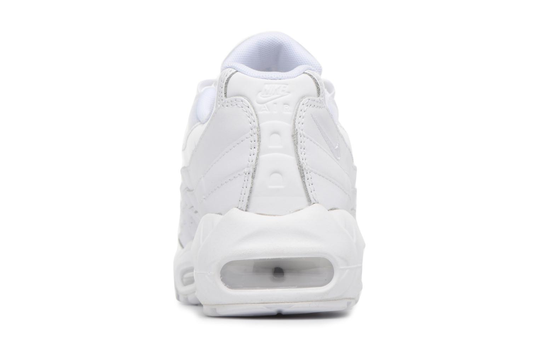 Sneaker Nike Wmns Air Max 95 weiß ansicht von rechts