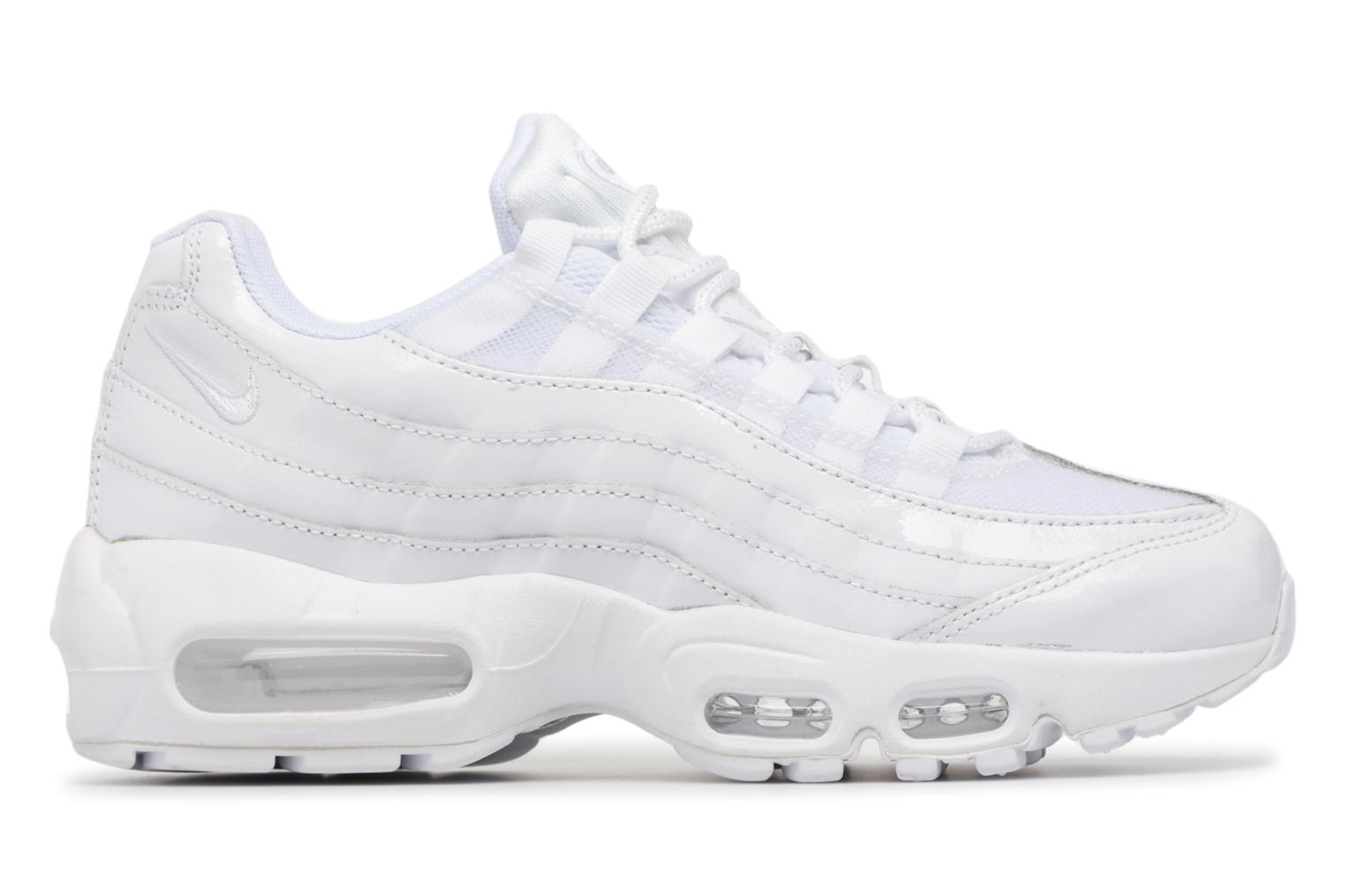 Trainers Nike Wmns Air Max 95 White back view