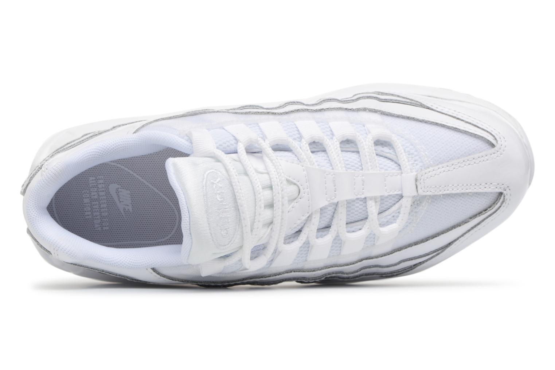 Sneaker Nike Wmns Air Max 95 weiß ansicht von links