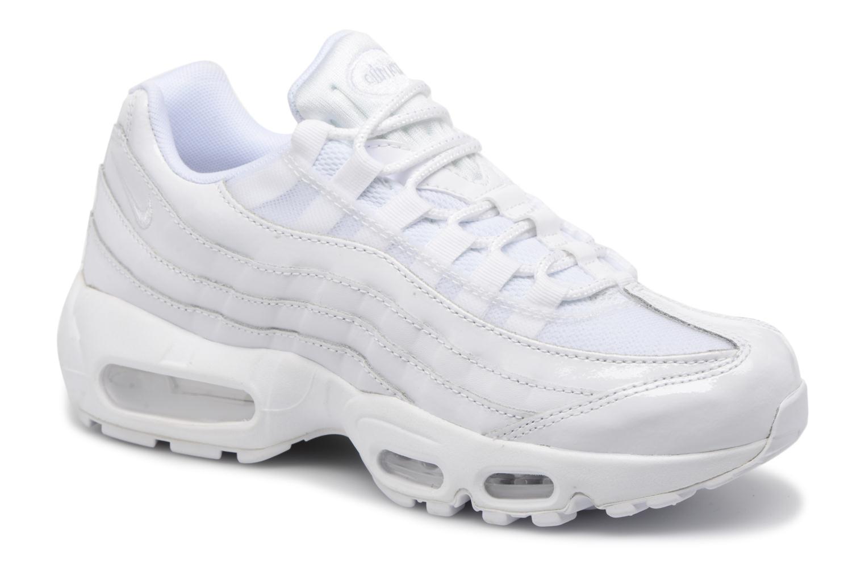 Wmns Air Max 95 WHITE/WHITE-WHITE
