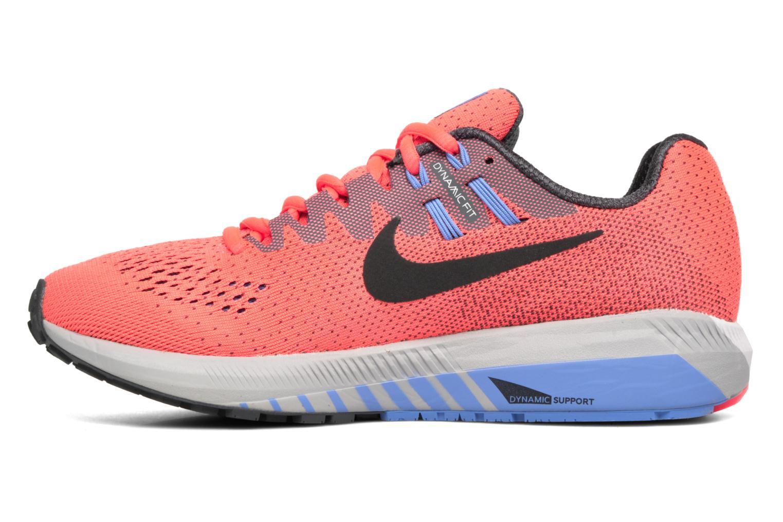 Chaussures de sport Nike Wmns Air Zoom Structure 20 Rose vue face