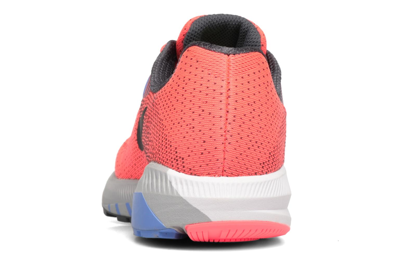 Chaussures de sport Nike Wmns Air Zoom Structure 20 Rose vue droite