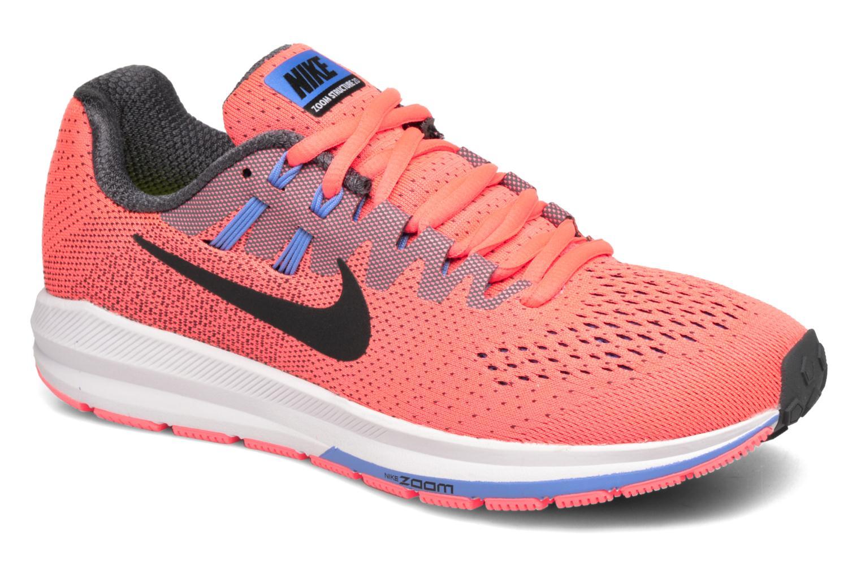 Chaussures de sport Nike Wmns Air Zoom Structure 20 Rose vue détail/paire