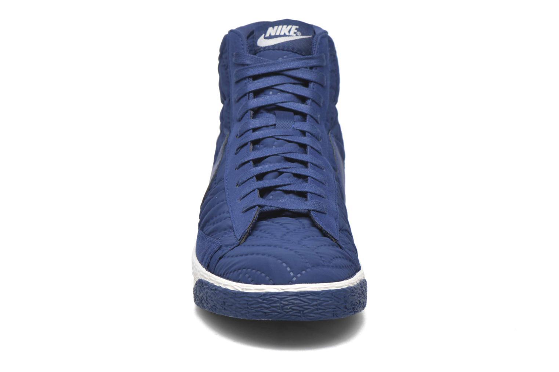 Sneakers Nike Wmns Blazer Mid Prm Se Blå se skoene på