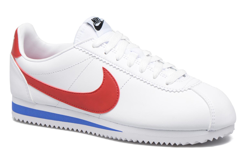 Grandes descuentos últimos zapatos Nike Wmns Classic Cortez Leather (Blanco) - Deportivas Descuento