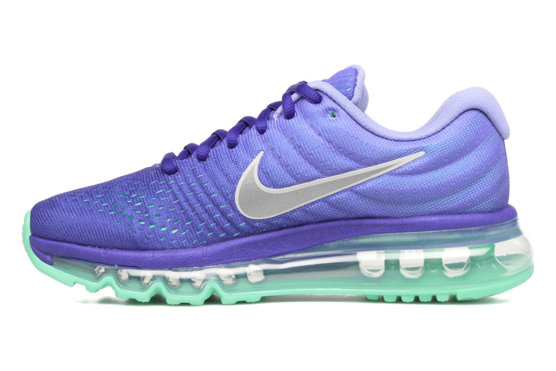 Chaussures de sport Nike Wmns Nike Air Max 2017 Violet vue face