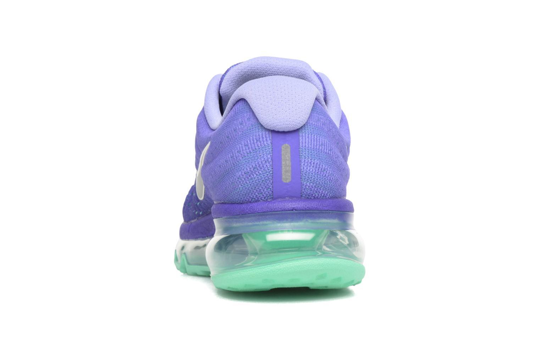 Chaussures de sport Nike Wmns Nike Air Max 2017 Violet vue droite