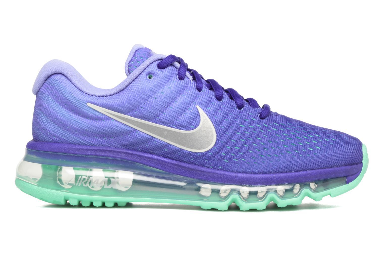 Chaussures de sport Nike Wmns Nike Air Max 2017 Violet vue derrière