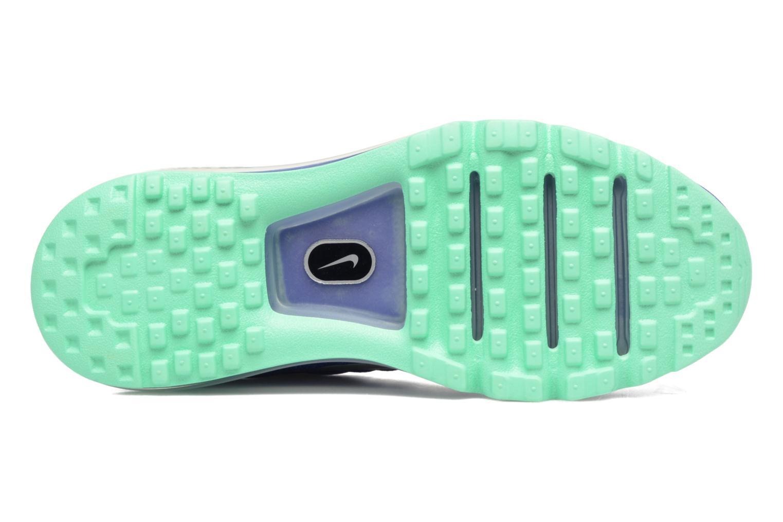 Chaussures de sport Nike Wmns Nike Air Max 2017 Violet vue haut
