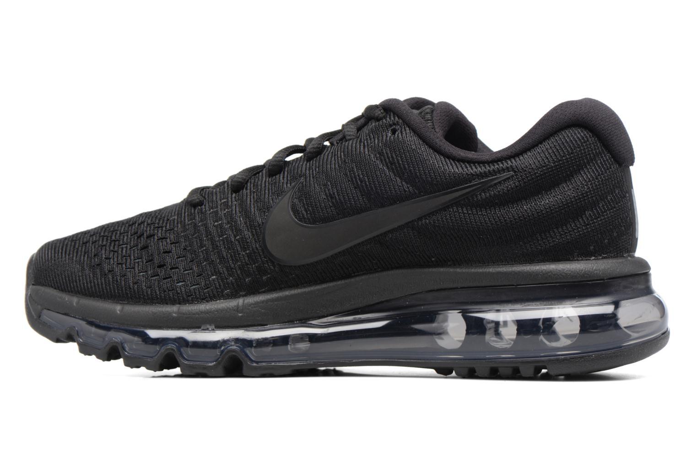 Chaussures de sport Nike Wmns Nike Air Max 2017 Noir vue face