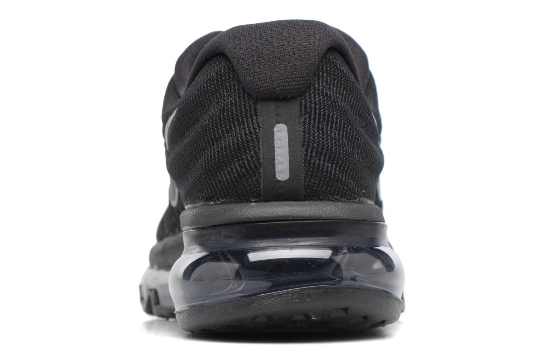 Chaussures de sport Nike Wmns Nike Air Max 2017 Noir vue droite