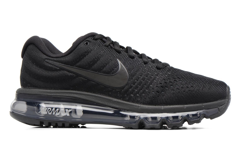 Chaussures de sport Nike Wmns Nike Air Max 2017 Noir vue derrière