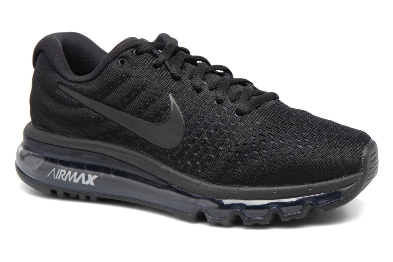 Wmns Nike Air Max 2017 Black/black-Black