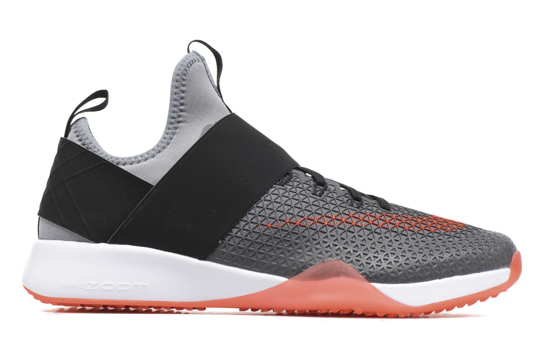 Chaussures de sport Nike Wmns Nike Air Zoom Strong Gris vue derrière