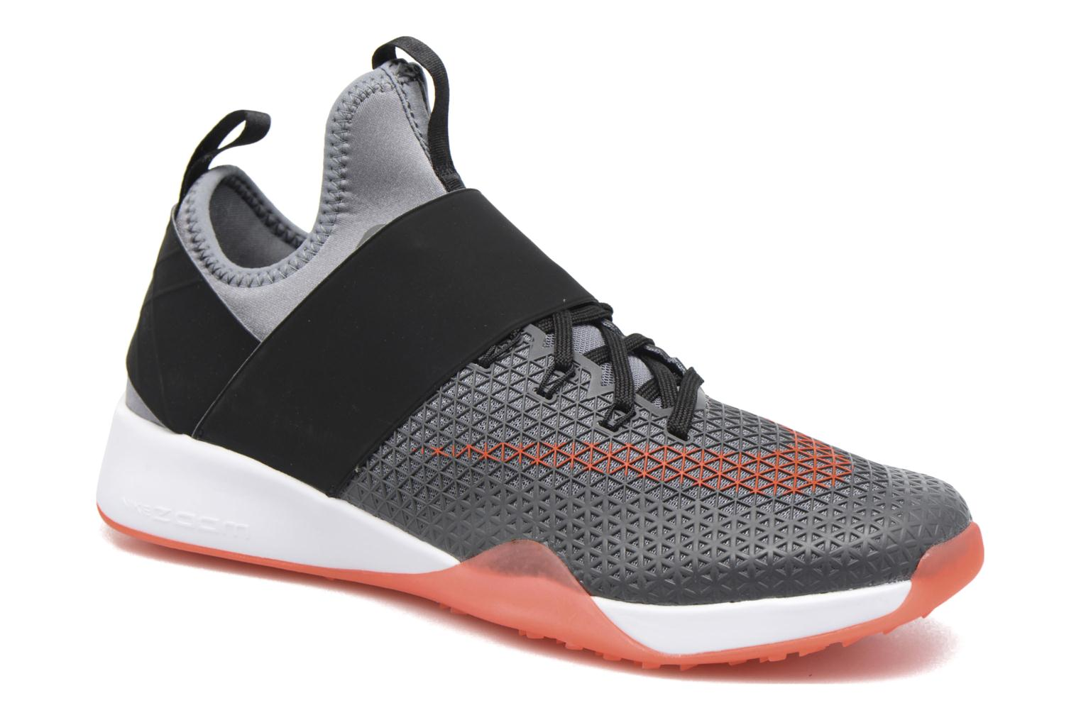 Wmns Nike Air Zoom Strong Cool Grey/Total Crimson-Black