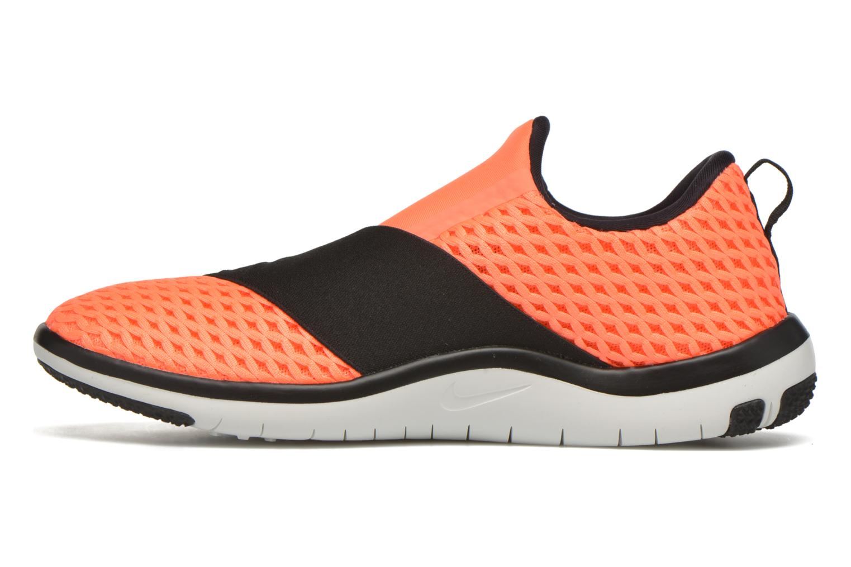 Chaussures de sport Nike Wmns Nike Free Connect Orange vue face