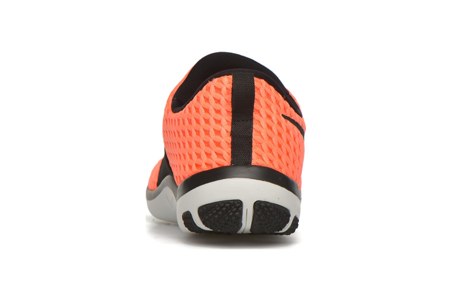 Wmns Nike Free Connect Bright Mango/Metallic Silver-Black
