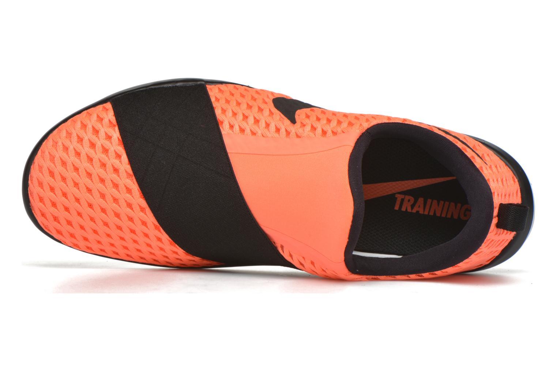 Zapatillas de deporte Nike Wmns Nike Free Connect Naranja vista lateral izquierda