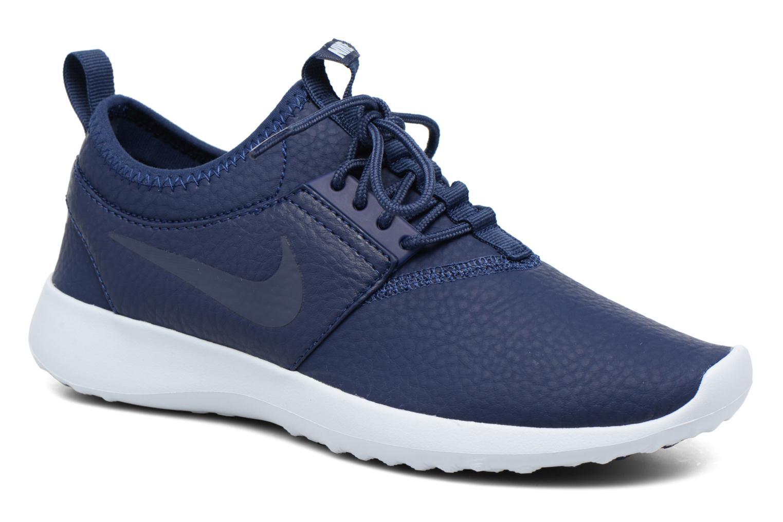 Sneakers Nike Wmns Nike Juvenate Prm Blå detaljeret billede af skoene
