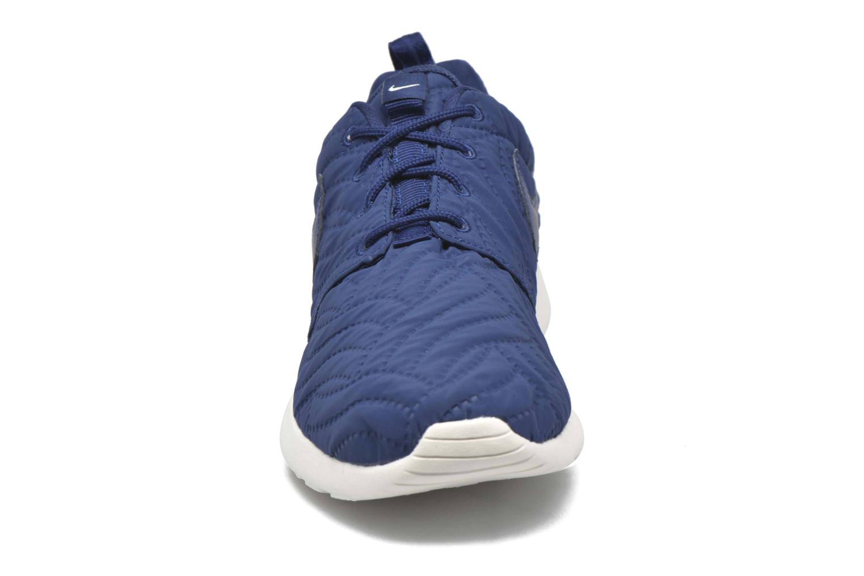 Sneaker Nike Wmns Nike Roshe One Prm blau schuhe getragen