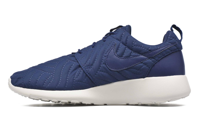 Sneakers Nike Wmns Nike Roshe One Prm Blå bild från framsidan