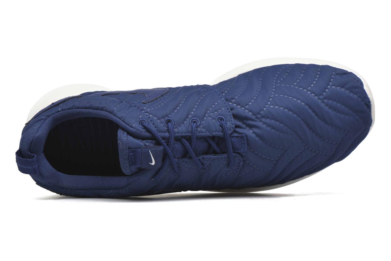 Sneakers Nike Wmns Nike Roshe One Prm Blå bild från vänster sidan