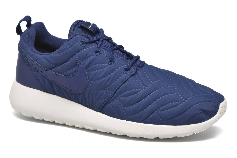 Sneakers Nike Wmns Nike Roshe One Prm Blå detaljeret billede af skoene