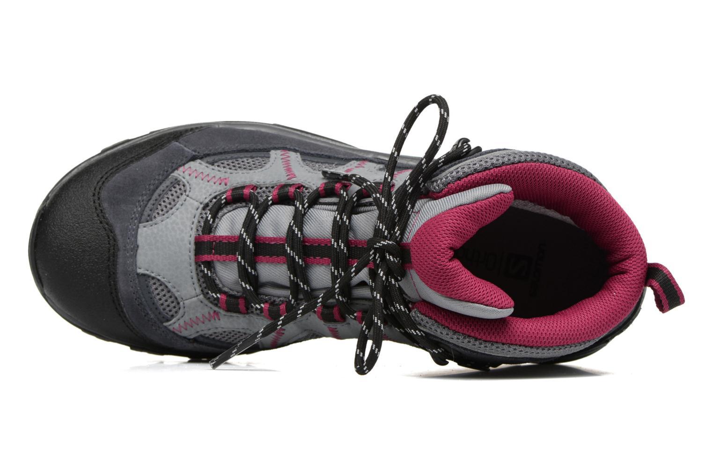 Zapatillas de deporte Salomon Authentic LTR GTX W Gris vista lateral izquierda