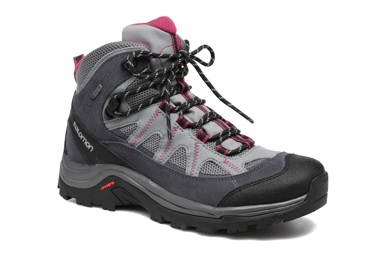 Zapatillas de deporte Salomon Authentic LTR GTX W Gris vista de detalle / par