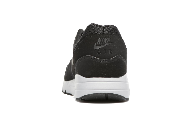 Deportivas Nike Air Max 1 Ultra 2.0 Essential Negro vista lateral derecha
