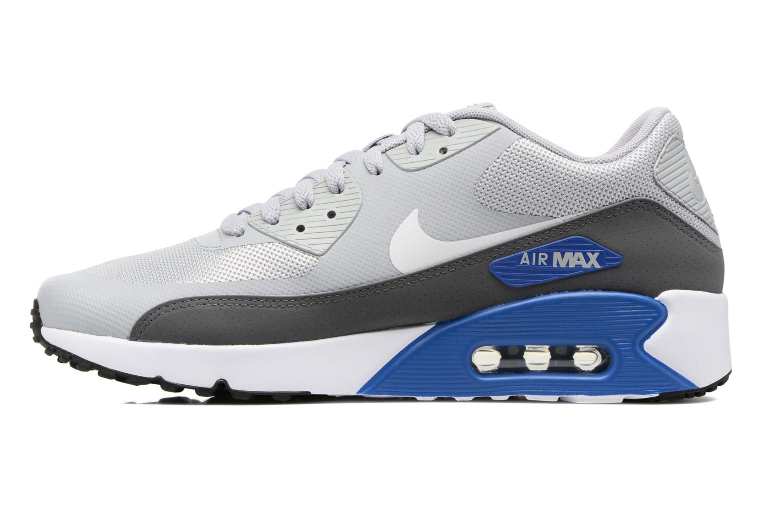 Baskets Nike Air Max 90 Ultra 2.0 Essential Gris vue face
