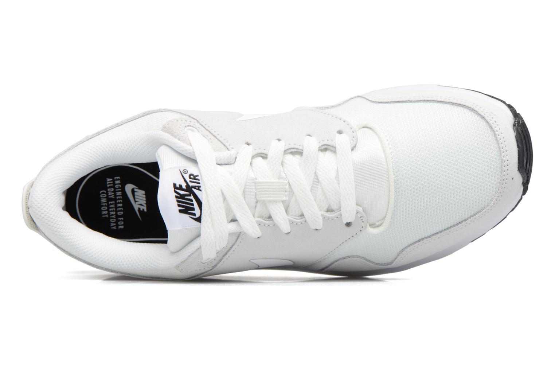 Sneaker Nike Nike Air Vibenna weiß ansicht von links