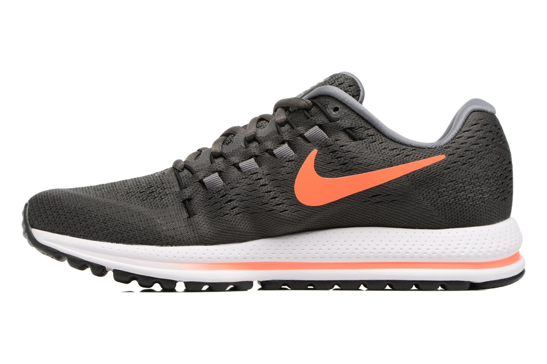 Nike Air Zoom Vomero 12 Midnight Fog/Total Crimson-Cool Grey