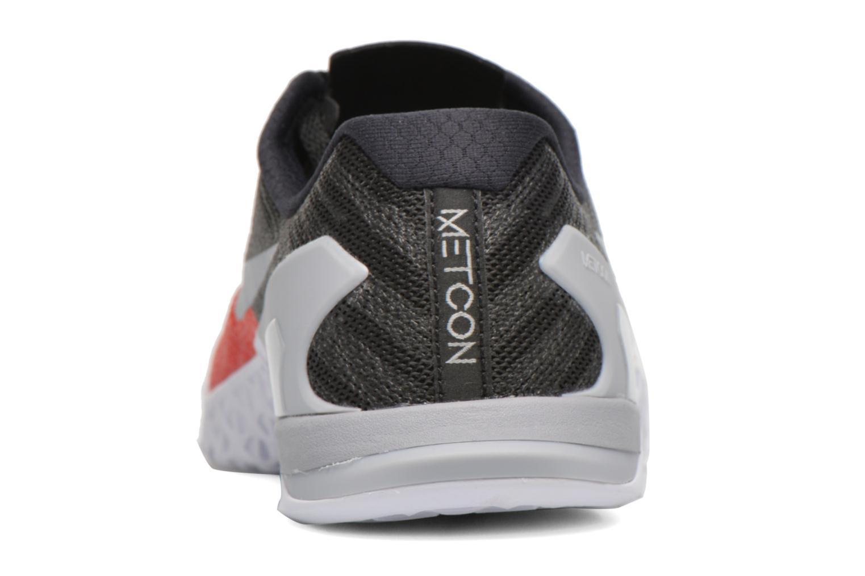 Chaussures de sport Nike Nike Metcon 3 Rouge vue droite