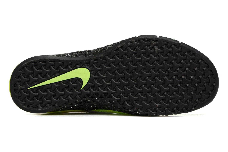 Sportschuhe Nike Nike Metcon 3 gelb ansicht von oben