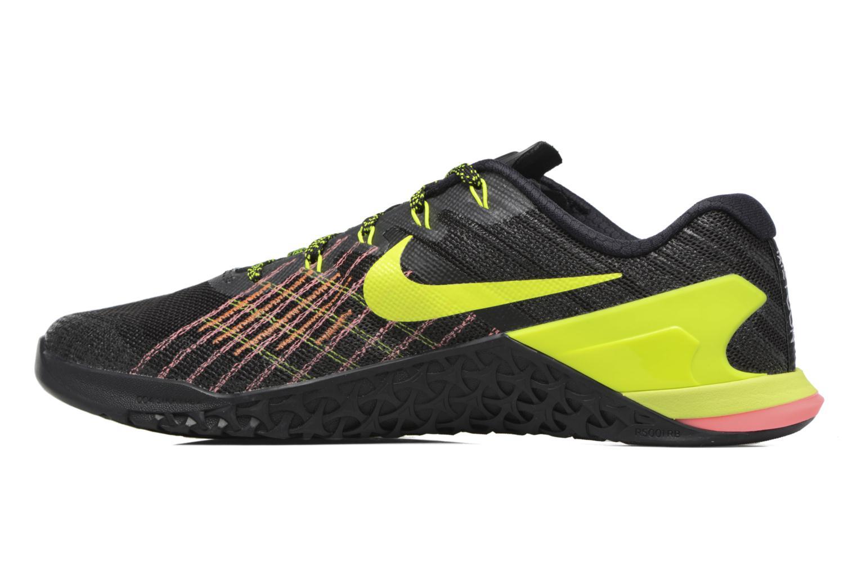 Sportschoenen Nike Nike Metcon 3 Zwart voorkant