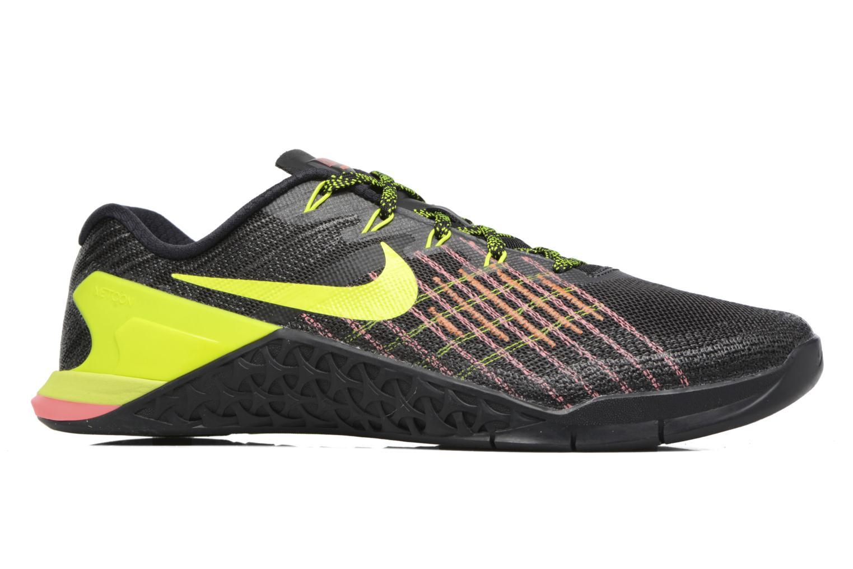 Sportschoenen Nike Nike Metcon 3 Zwart achterkant