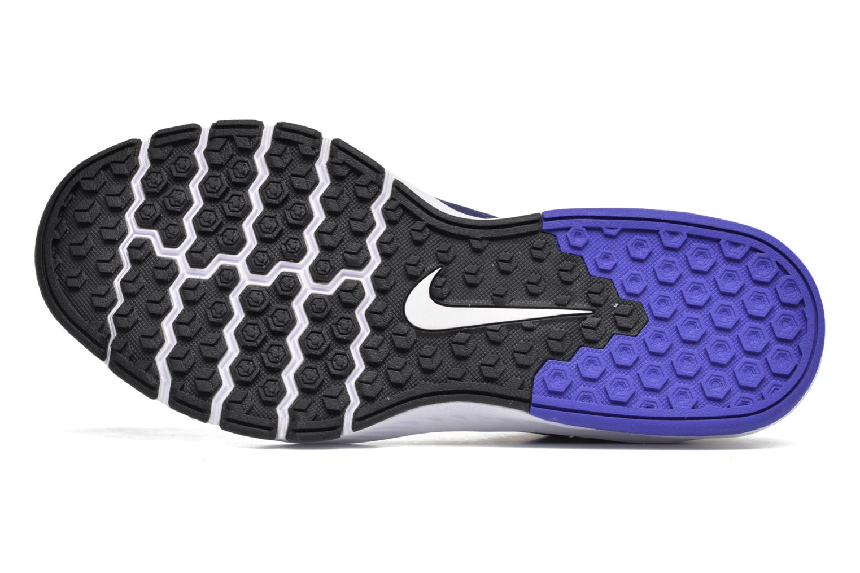 Chaussures de sport Nike Nike Zoom Train Complete Bleu vue haut
