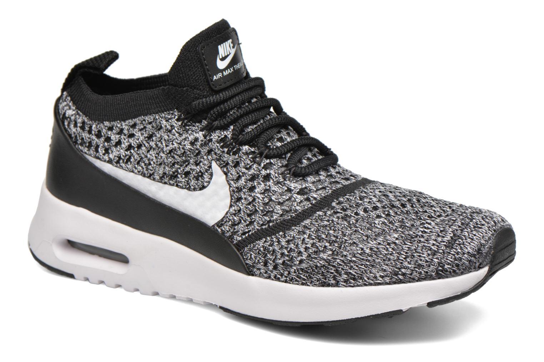 Zapatos promocionales Nike W Nike Air Max Thea Ultra Fk (Negro) - Deportivas   Los últimos zapatos de descuento para hombres y mujeres