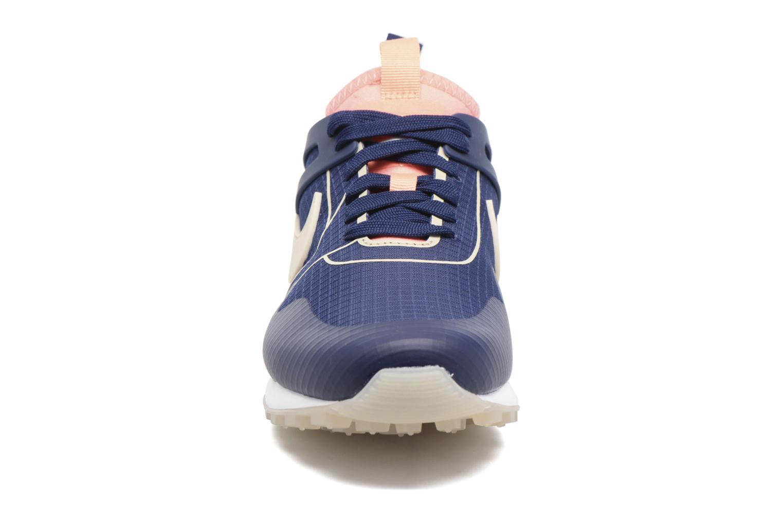 Deportivas Nike W Nike Air Pegasus 89 Tech Si Azul vista del modelo