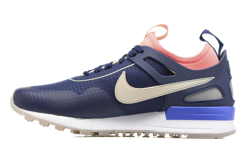 Sneaker Nike W Nike Air Pegasus 89 Tech Si blau ansicht von vorne
