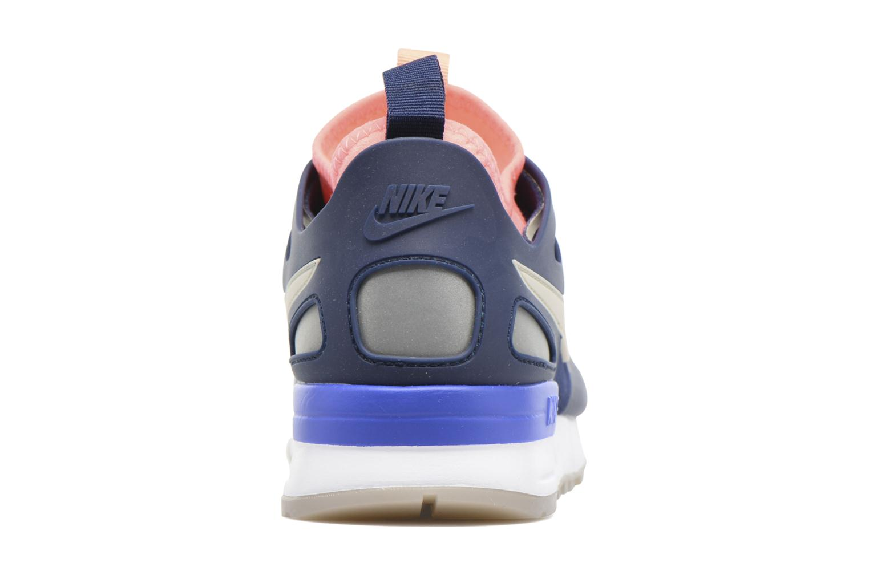 Deportivas Nike W Nike Air Pegasus 89 Tech Si Azul vista lateral derecha
