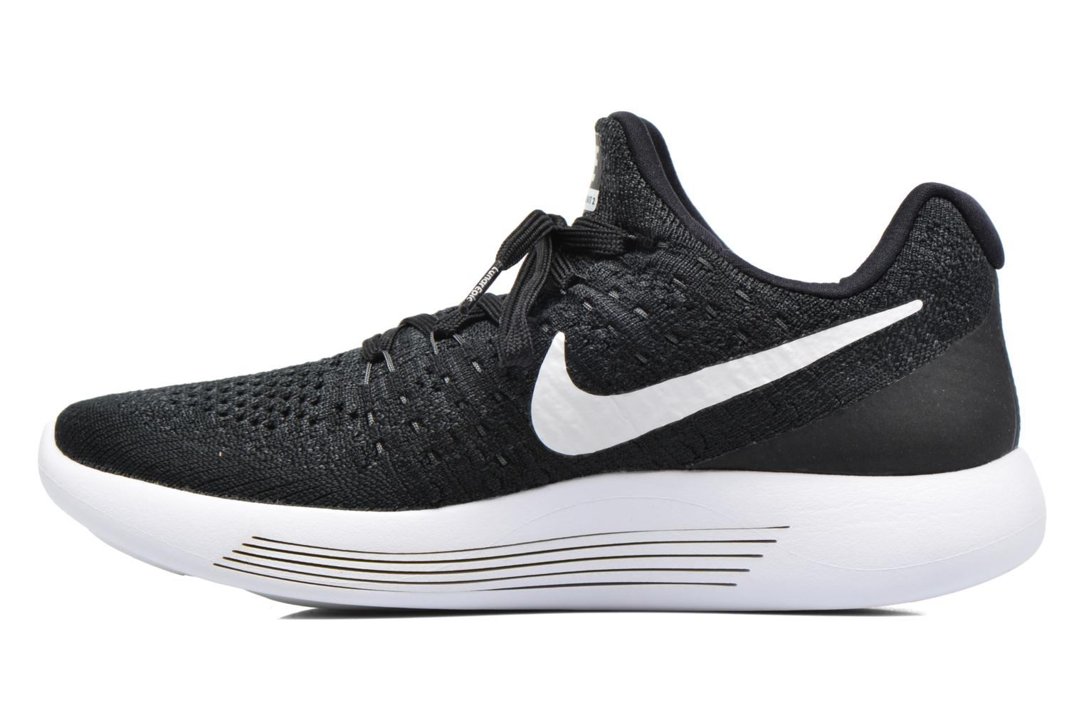 W Nike Lunarepic Low Flyknit 2 Black/white-anthracite