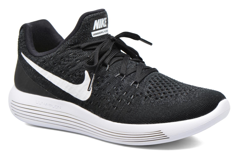Zapatos promocionales Nike W Nike Lunarepic Low Flyknit 2 (Negro) - Zapatillas de deporte   Gran descuento