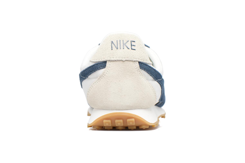 Deportivas Nike W Pre Montreal Racer Vntg Azul vista lateral derecha