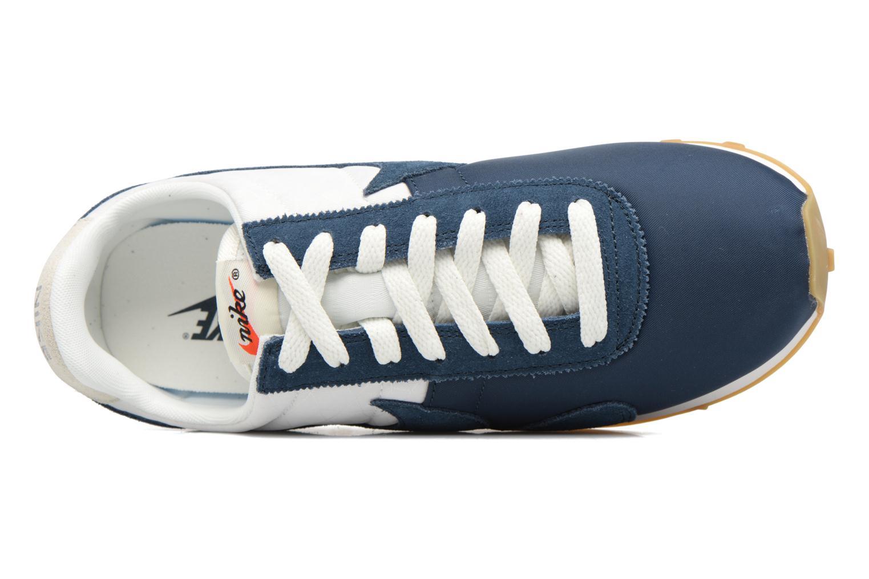 Baskets Nike W Pre Montreal Racer Vntg Bleu vue gauche