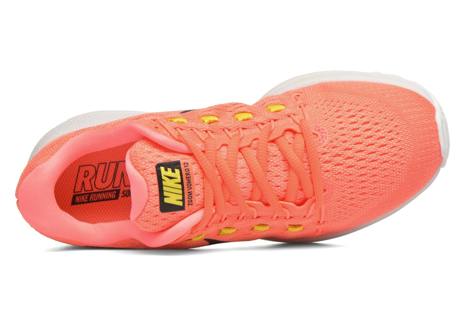 Sport shoes Nike Wmns Nike Air Zoom Vomero 12 Pink view from the left