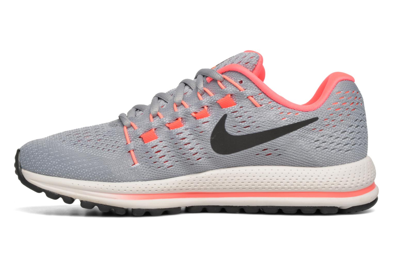 Sportssko Nike Wmns Nike Air Zoom Vomero 12 Grå se forfra