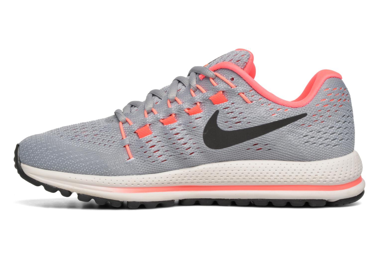 Sportschuhe Nike Wmns Nike Air Zoom Vomero 12 grau ansicht von vorne